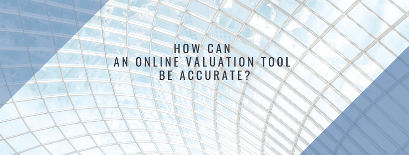 Feature Image: how can an online valuation tool be accurate
