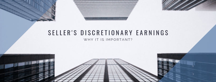 Feature image: Why is Seller's Discretionary Earnings important