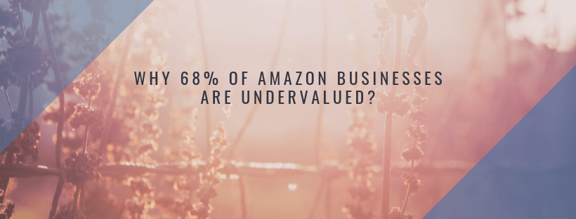 Feature Image: Why 68% of Amazon Businesses are undervalued